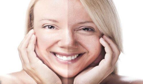 Crema antienvejecimiento para hombres