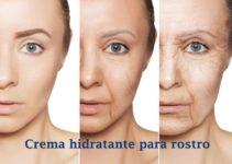 crema hidratante para rostro